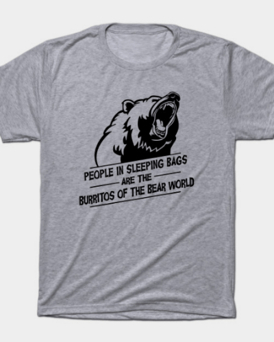 Bear and Burritos T-Shirt