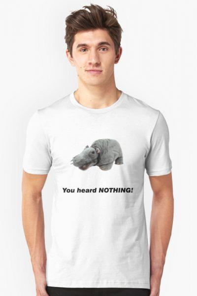 Bert the Farting Hippo