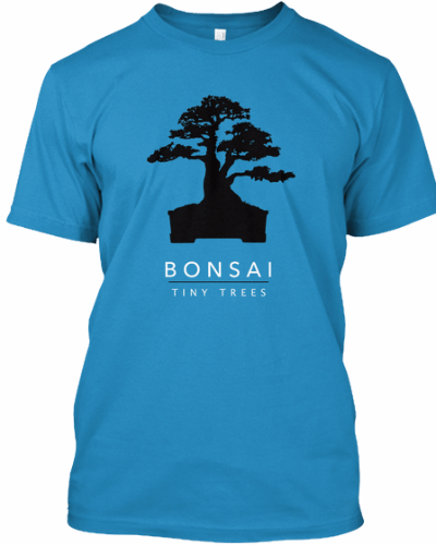 Bonsai – Tiny Trees