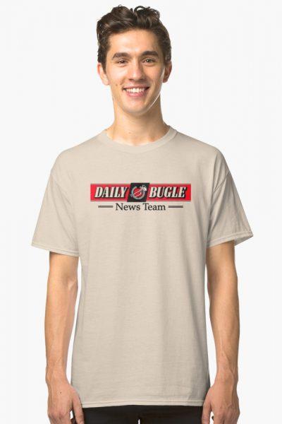 Daily Bugle News Team