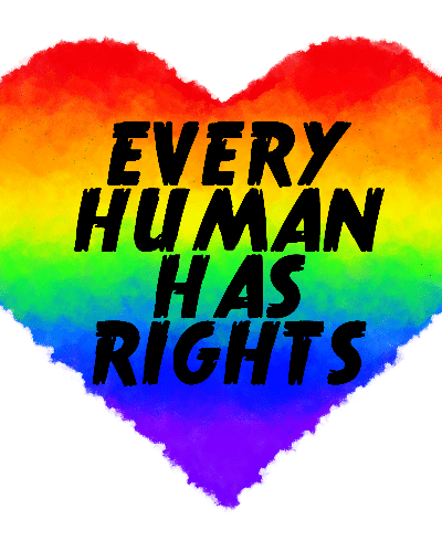Every human has rights T-Shirt