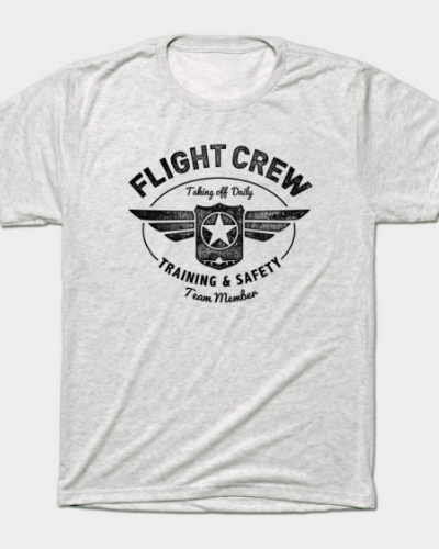 Flight Crew T-Shirt