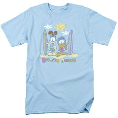 Garfield Beach Bums T-Shirt
