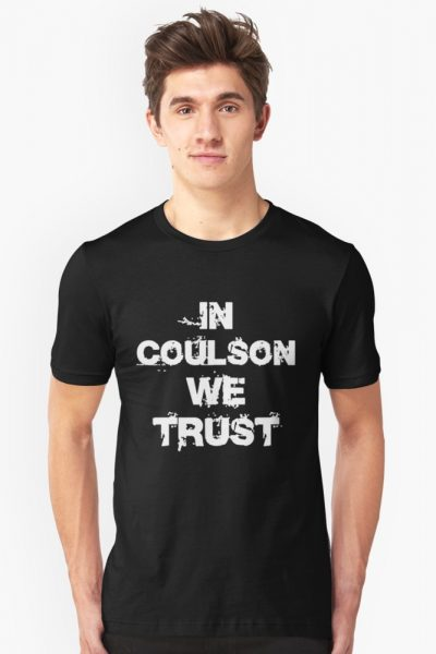 In Coulson we trust