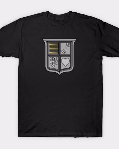 Legend of Zelda Nintendo Design T-Shirt