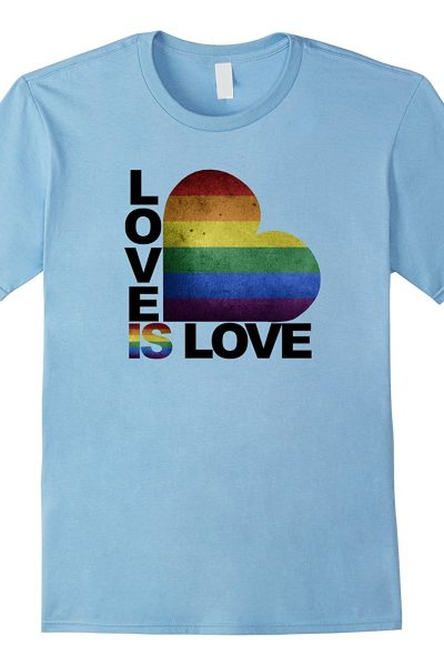 Love is Love Shirt – Gay Shirt for LGBT