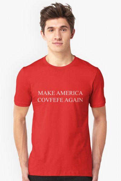 Make America Covfefe Again (White)