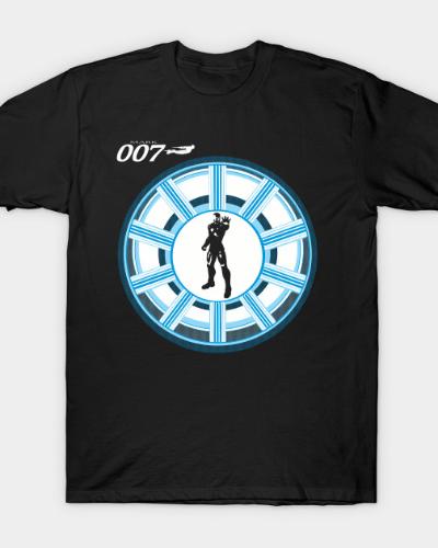 Mark 007 T-Shirt