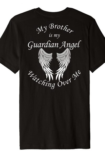 My Brother Is My Guardian Angel