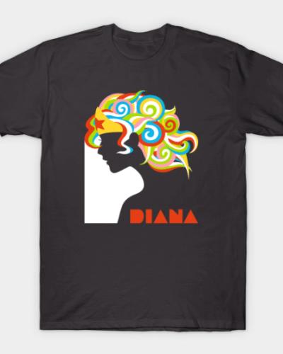 My friends call me Diana (Wonder Woman) T-Shirt