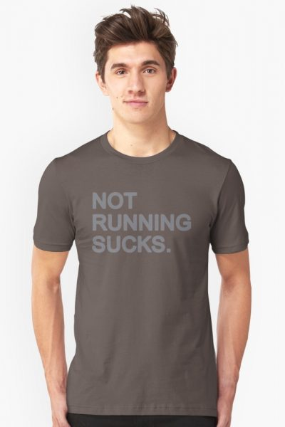 Not Running Sucks