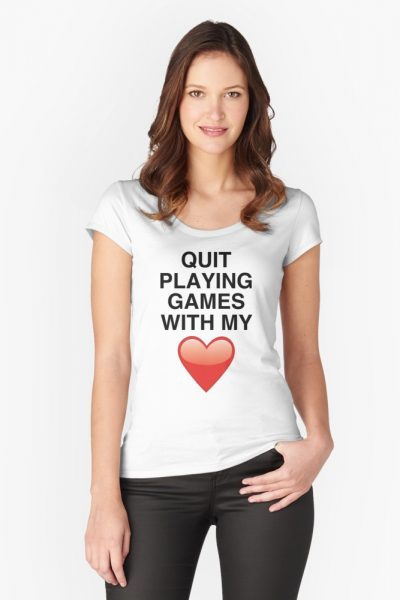 Quit playing games