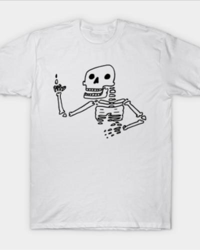 Rude Skeleton