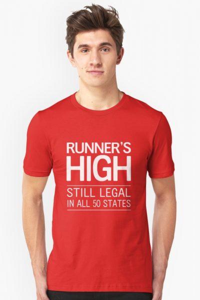 Runner's High. Still Legal in 50 States