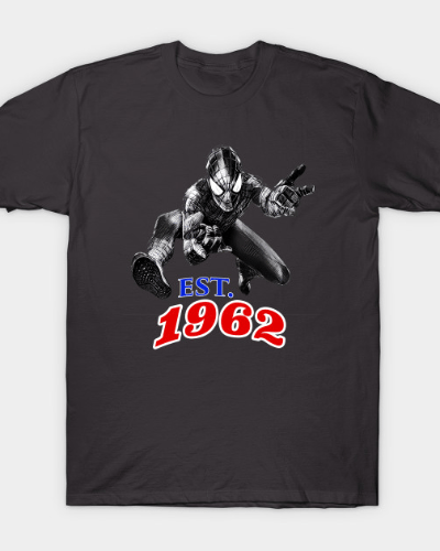 Simple Sketchy Spidey T-Shirt