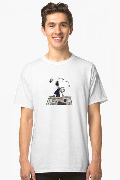 Snoopy Han Solo
