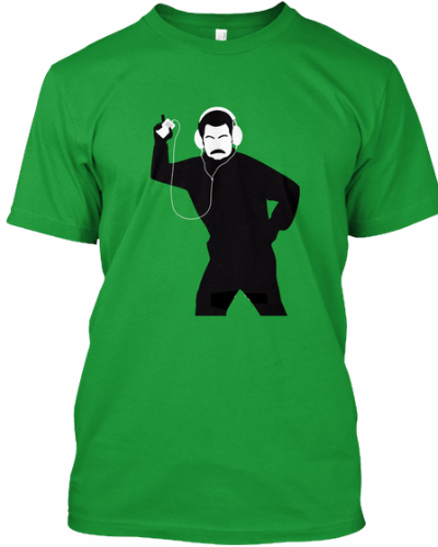 Swanson On Music T-Shirt