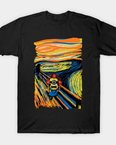the bee-doo-bee-doo T-Shirt