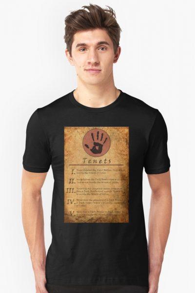 The Elder Scrolls V: Skyrim – Dark Brotherhood Tenents