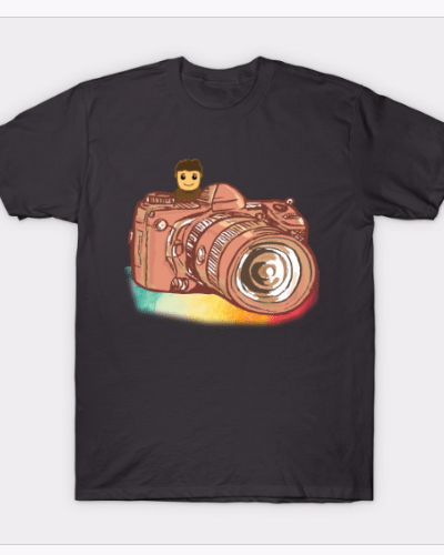 The Master Shooter T-Shirt