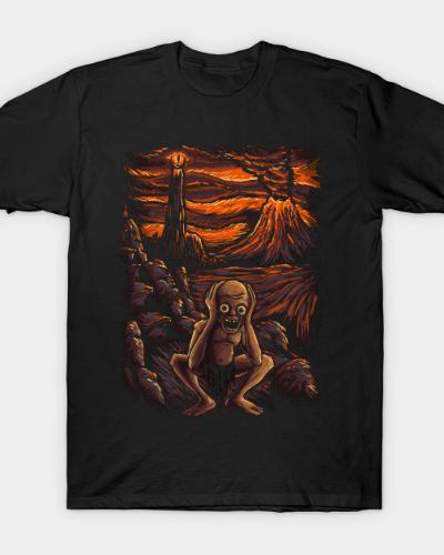 The Scream in Mordor T-Shirt