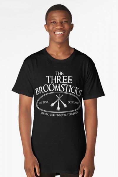 The Three Broomsticks