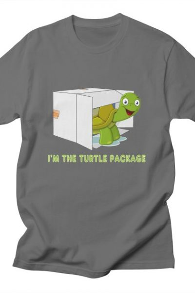 The Turtle Package | Ribbiting Puns