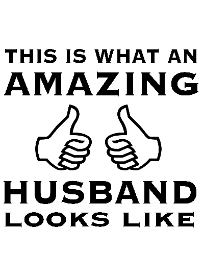 This Is what An Amazing Husband Looks Like T-Shirt