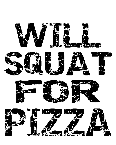Will Squat For Tacos T-Shirt