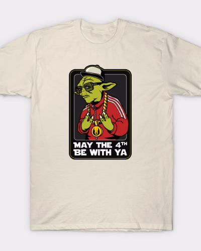 Yoda May The 4th Be With You – Star Wars – Yoda – May The 4th T-Shirt