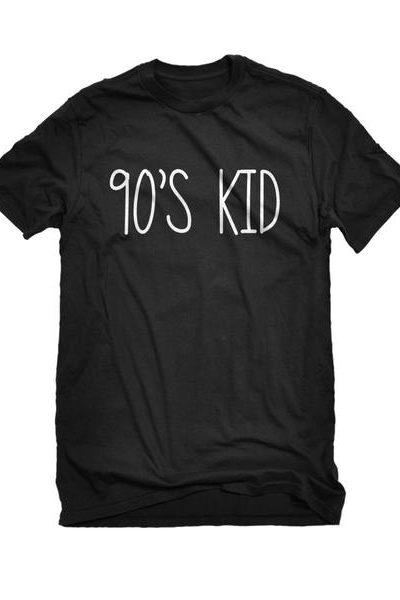 90s Kid Mens Unisex T-shirt