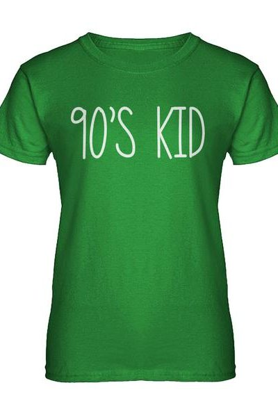 90s Kid Womens T-shirt
