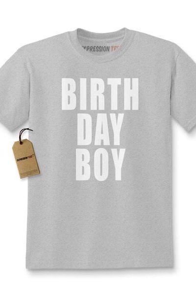 Birthday Boy Happy Birthday Kids T-shirt