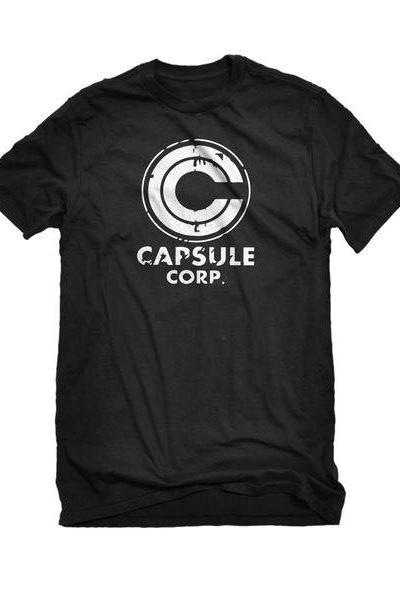 Capsule Corp Mens Unisex T-shirt