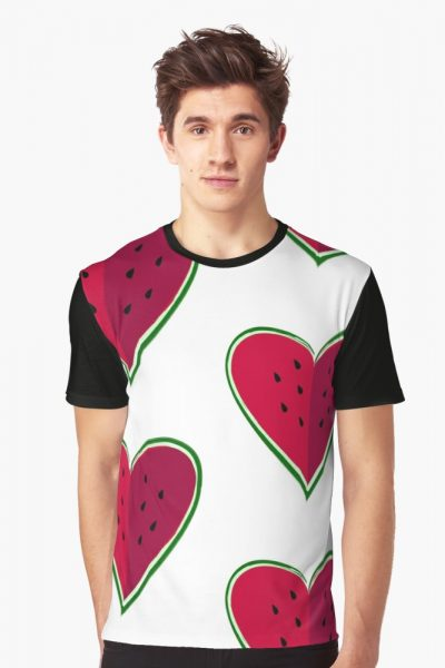 Chill Watermelon Heart by Cricky