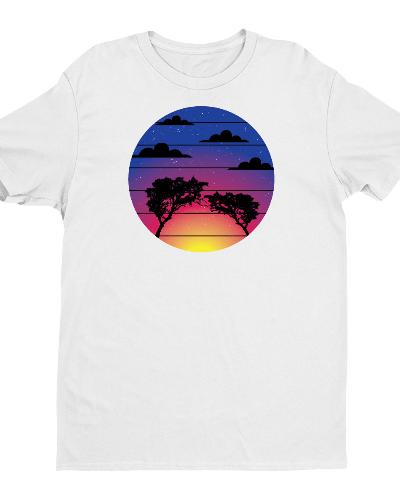 Cloudy Night Shirt