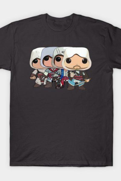 Creeds – Pop! T-Shirt