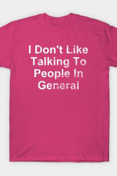 Dont Like Talking (2)