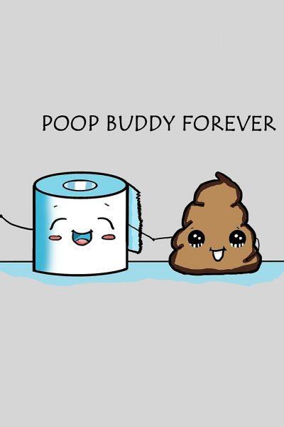 Emoji Poop And Toilet Paper Roll
