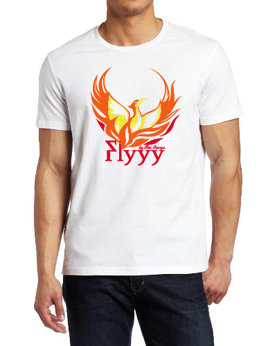 Flyyy Alpha Firebird Tee