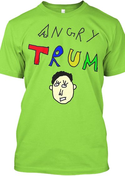 Funny Angry trum!