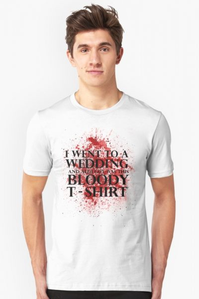 Game of Thrones – Red Wedding T-shirt