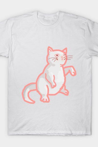 Good Luck Cat T-Shirt