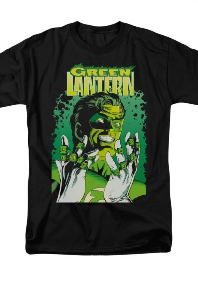 Green Lantern – Comic Cover #49 Adult Regular Fit T-Shirt