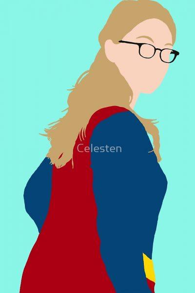 Hero with Glasses