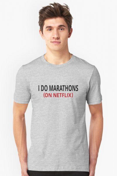 I Do Marathons (On Netflix)