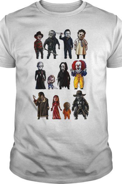 Icons of Horror shirt, hoodie, tank top, v-neck t-shirt