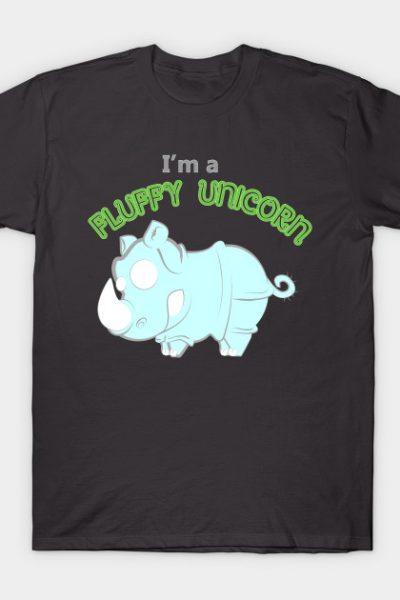 I'm a Fluffy Unicorn T-Shirt