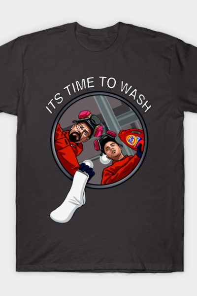 Its Time to Wash T-Shirt