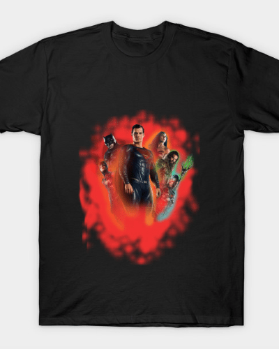 Justice league splash! T-Shirt